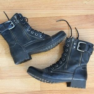 Guess Bomber Boots